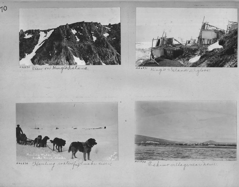Mission Photograph Album - Alaska #1 page 0070