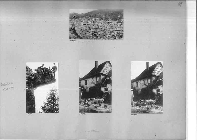 Mission Photograph Album - Mexico #04 page 0089