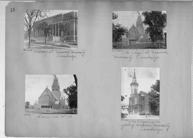 Mission Photograph Album - America #3 page 0022