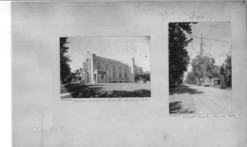 Mission Photograph Album - Cities #12 page 0011