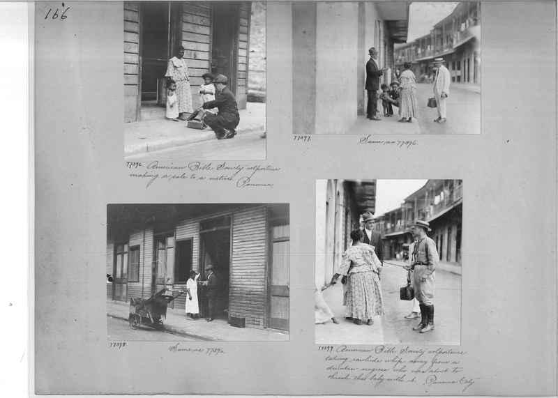 Mission Photograph Album - Panama #03 page 0166