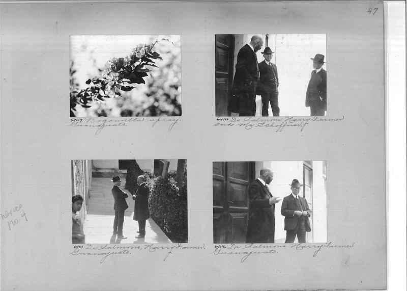 Mission Photograph Album - Mexico #04 page 0047
