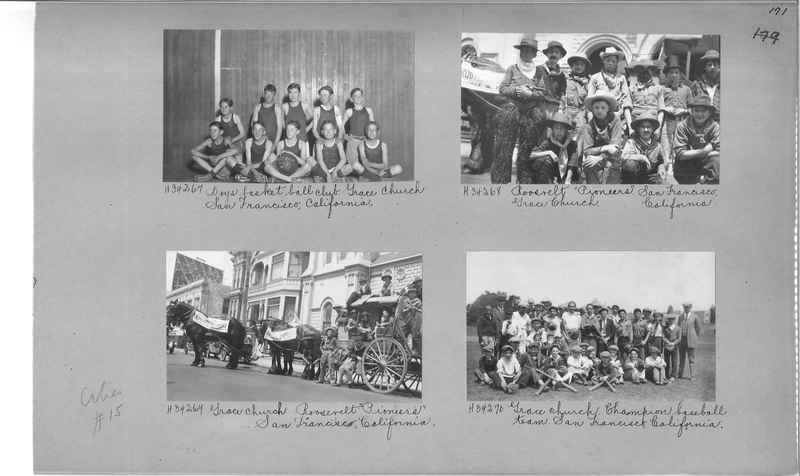 Mission Photograph Album - Cities #15 page 0171