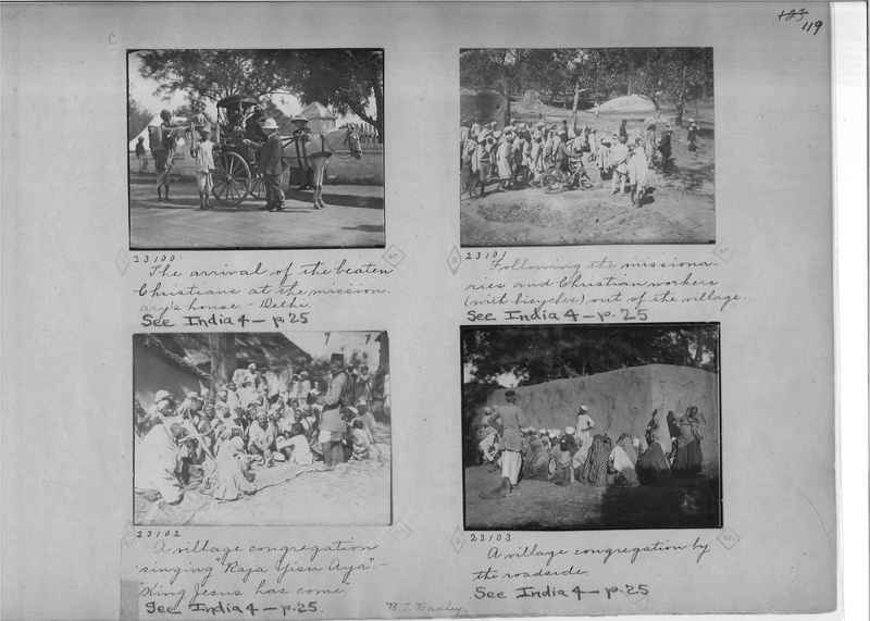 Mission Photograph Album - India - O.P. #01 Page 0119