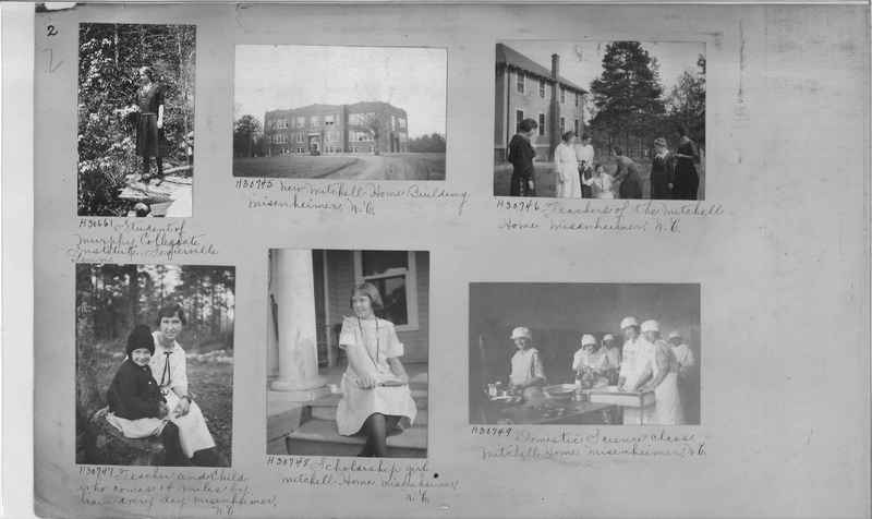 Mission Photograph Album - Education #2 page 0002