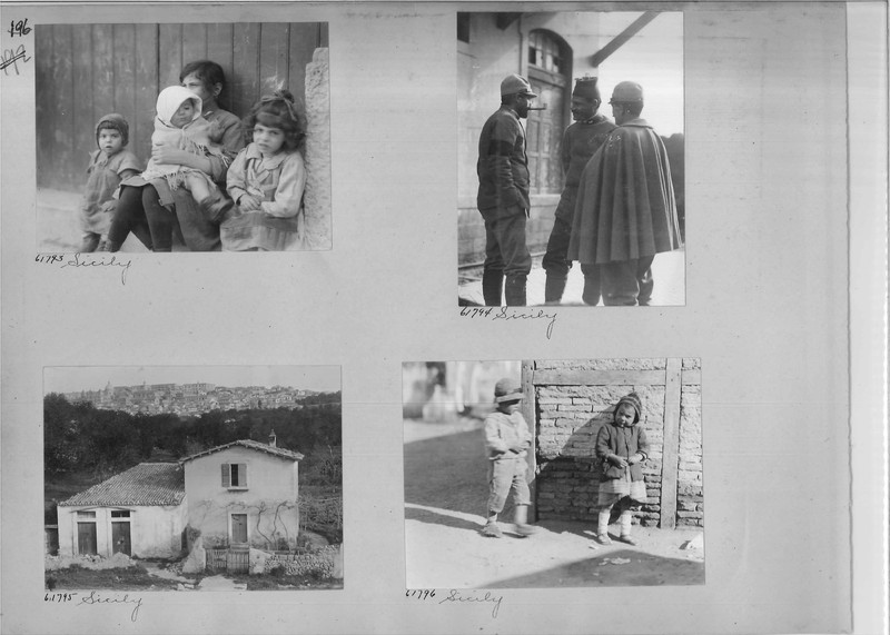 Mission Photograph Album - Europe #04 Page 0196