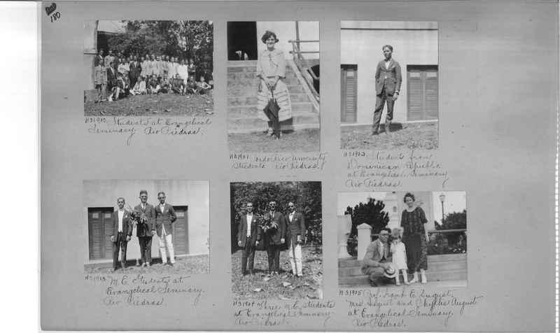 Mission Photograph Album - Puerto Rico #3 page 0180