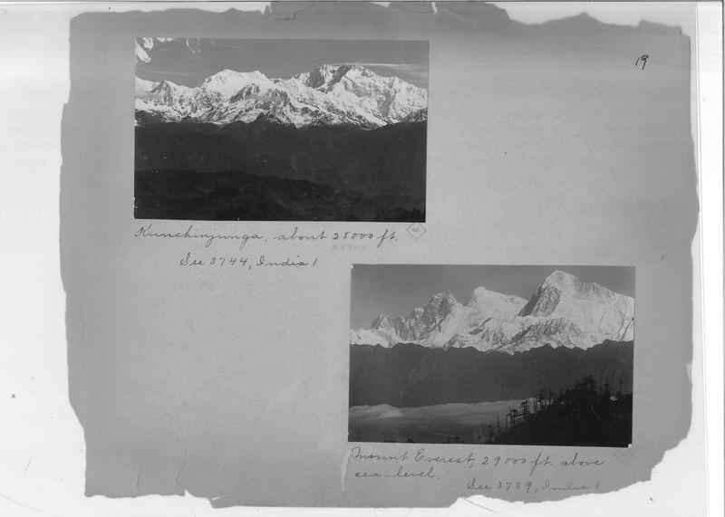 Mission Photograph Album - India - O.P. #02 Page 0019