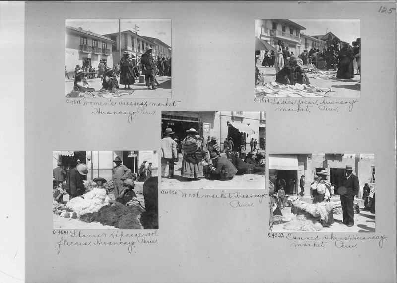 Misson Photograph Album - South America #8 page 0125