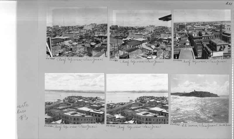 Mission Photograph Album - Puerto Rico #3 page 0211