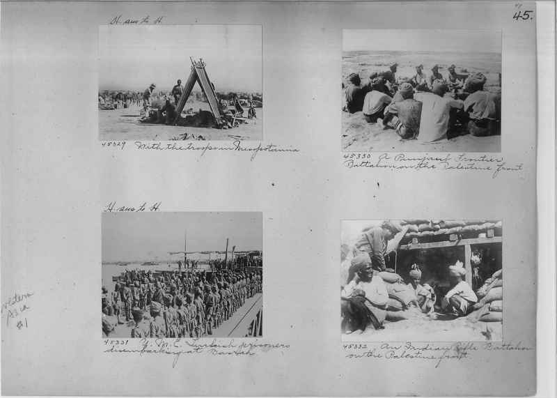 Mission Photograph Album - Western Asia - #01 page_0045
