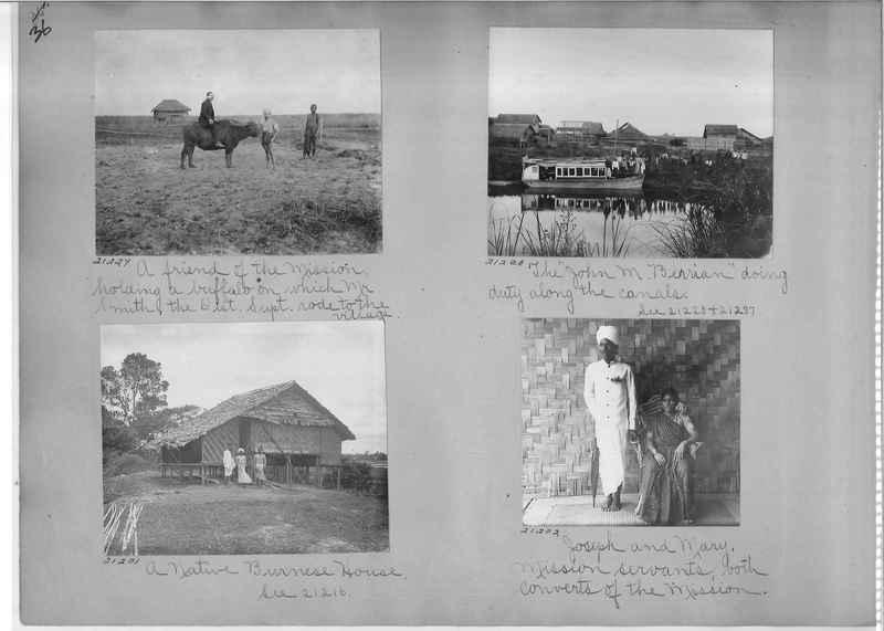 Mission Photograph Album - Burma #1 page 0036