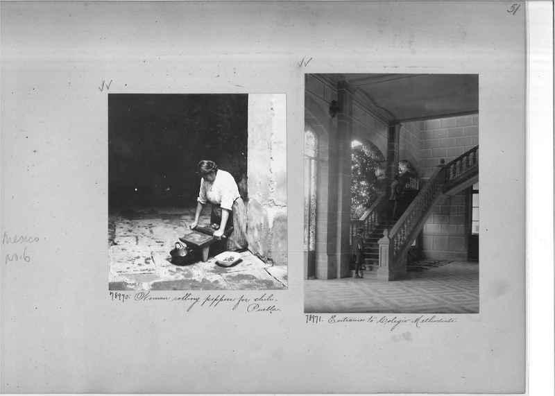 Mission Photograph Album - Mexico #06 page 0051