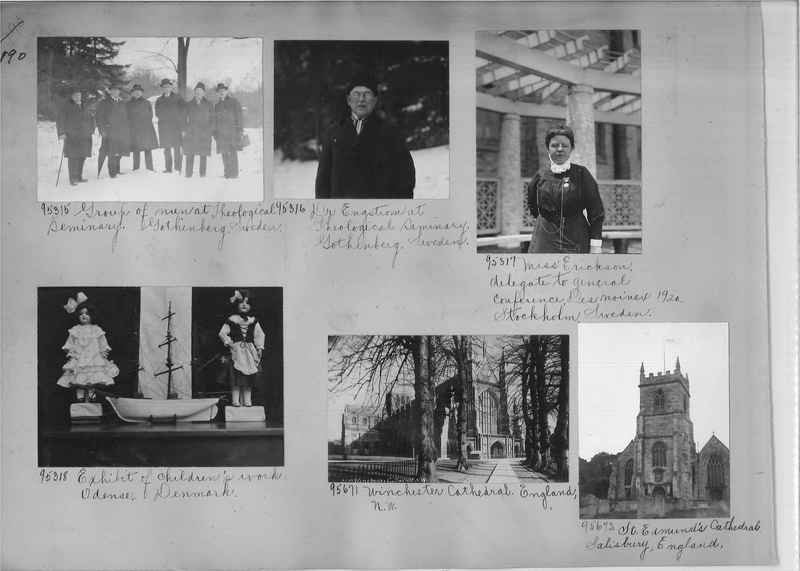 Mission Photograph Album - Europe #08 Page_0190