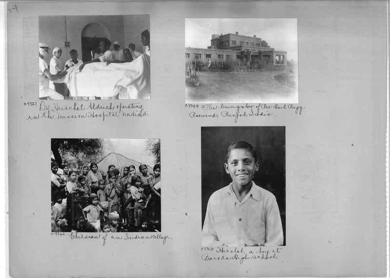 Mission Photograph Album - India #13 Page 0084