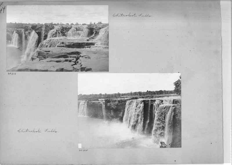 Mission Photograph Album - India #08 Page 0144