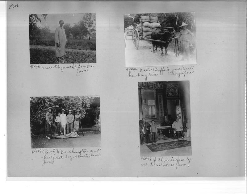 Mission Photograph Album - Malaysia #2 page 0226