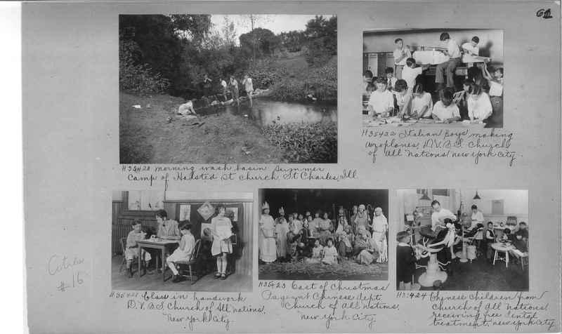 Mission Photograph Album - Cities #16 page 0061