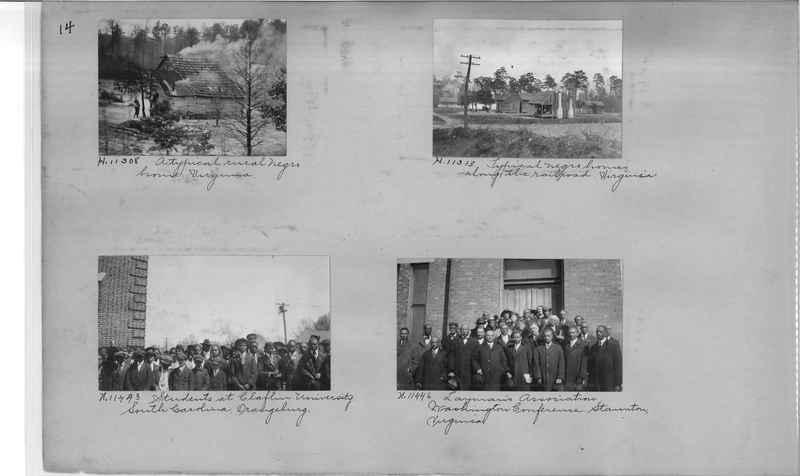 Mission Photograph Album - Negro #2 page 0014