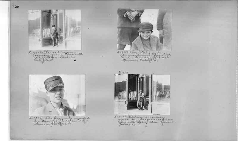 Mission Photograph Album - Cities #5 page 0020
