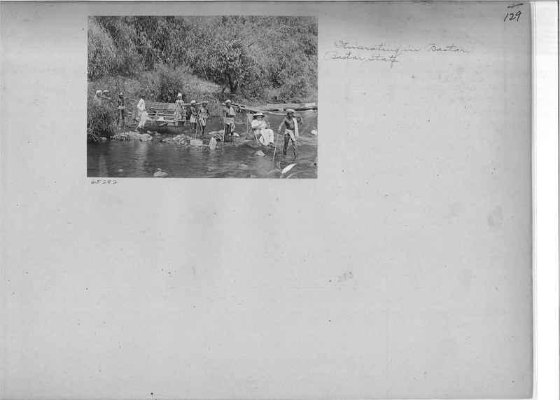 Mission Photograph Album - India #08 Page 0129