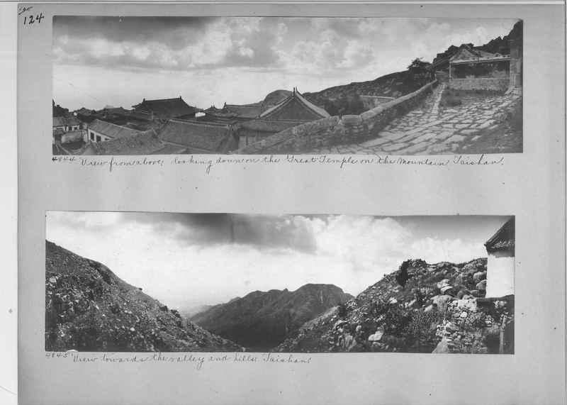 Mission Photograph Album - China #2 page  0124
