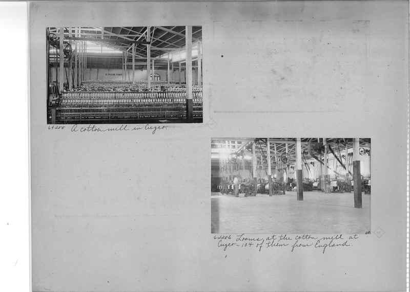 Mission Photograph Album - South America O.P. #3 page 0004