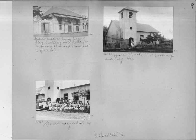 Mission Photograph Album - Philippines OP #01 page 0009