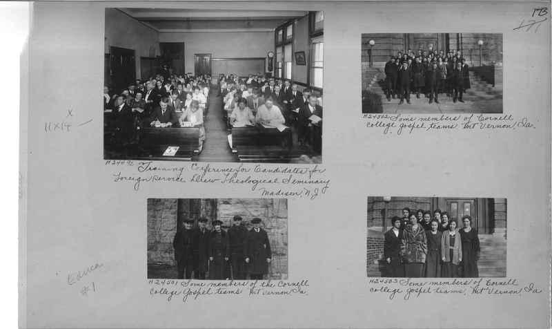 Mission Photograph Album - Education #1 page 0173