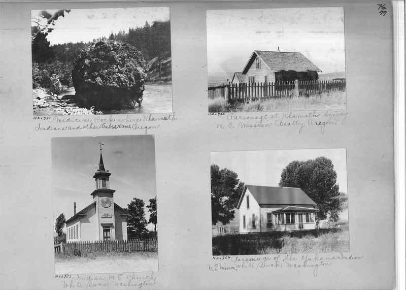 Mission Photograph Album - Indians #2 page_0077