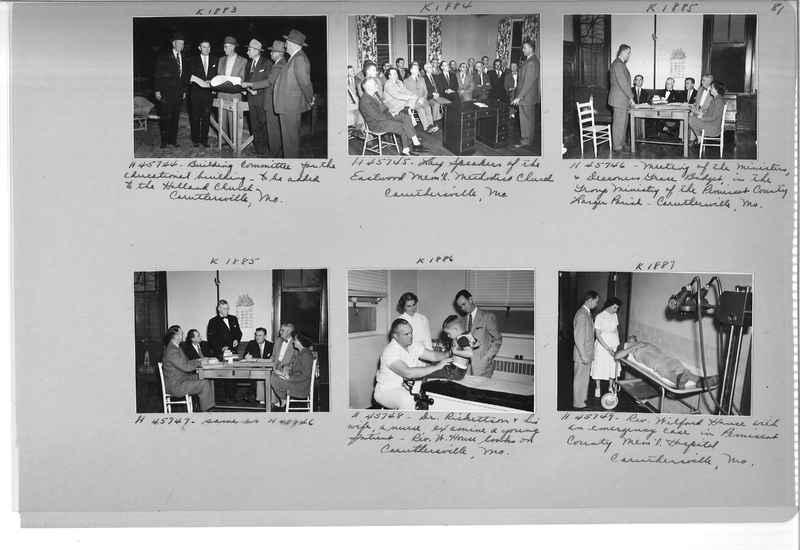 Mission Photograph Album - Rural #08 Page_0081
