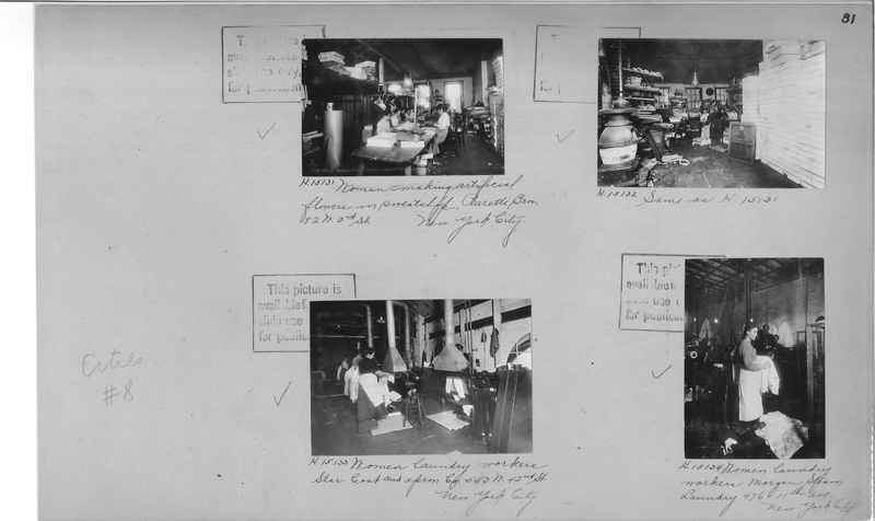 Mission Photograph Album - Cities #8 page 0081