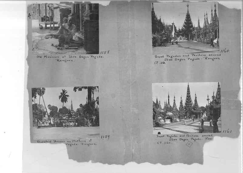 Mission Photograph Album - Burma #1 page 0004