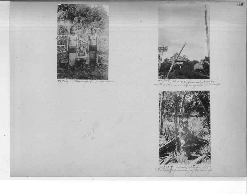 Mission Photograph Album - Malaysia #4 page 0103