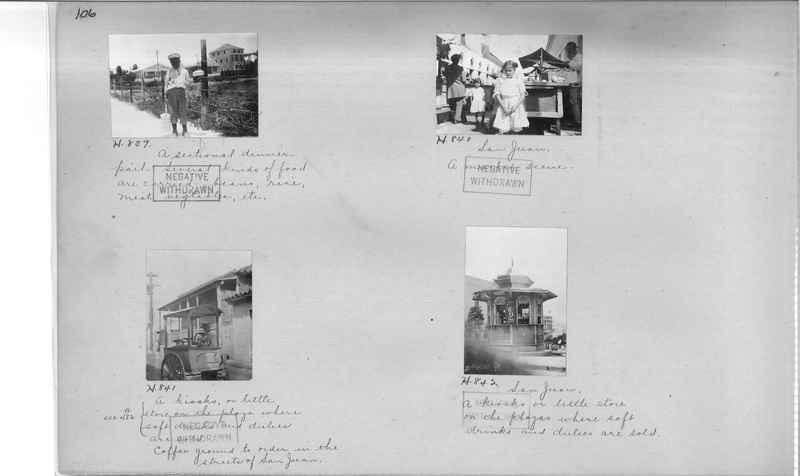Mission Photograph Album - Puerto Rico #2 page 0106