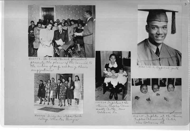 Mission Photograph Album - Negro #7 page 0003