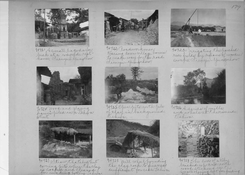 Mission Photograph Album - China #14 page 0179