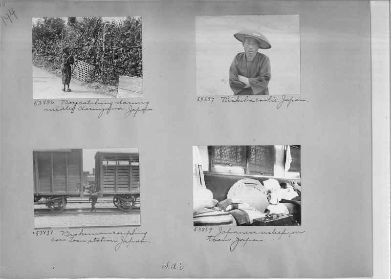 Mission Photograph Album - Japan #04 Page 0144
