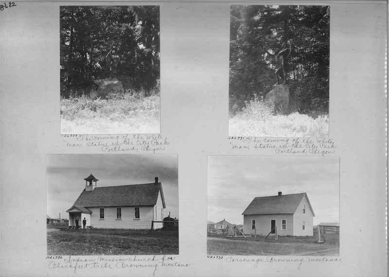 Mission Photograph Album - Indians #2 page_0082