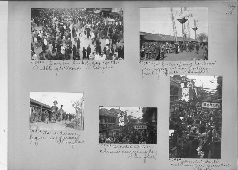 Mission Photograph Album - China #15 page 0143