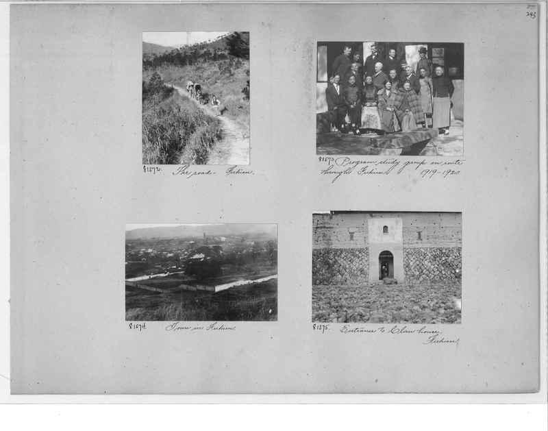 Mission Photograph Album - China #10 pg. 0243