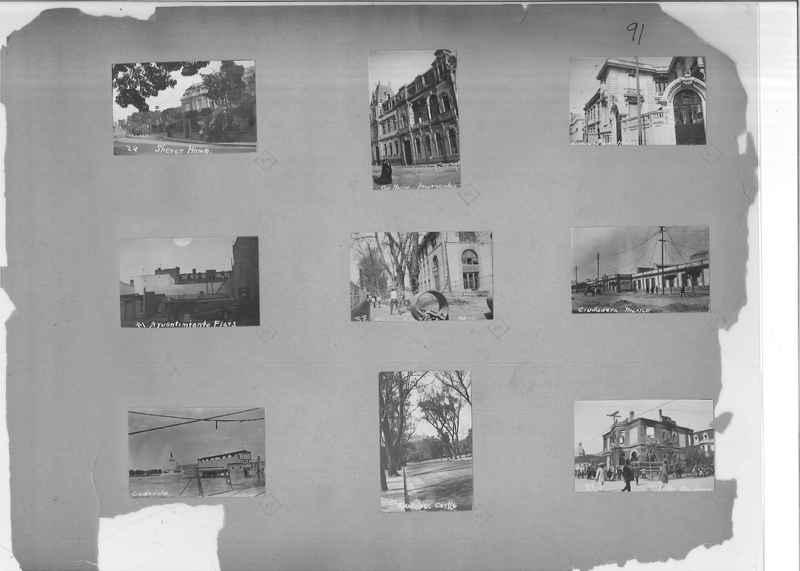 Mission Photograph Album - Mexico - O.P. #01 Page 0091
