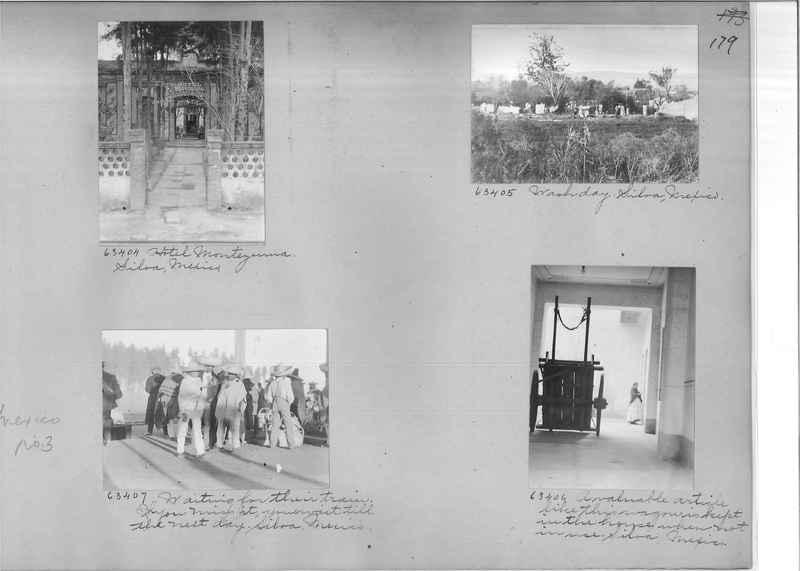 Mission Photograph Album - Mexico #03 Page_0179