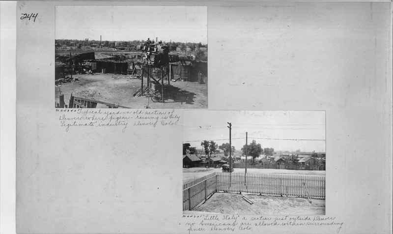 Mission Photograph Album - Cities #11 page 0244