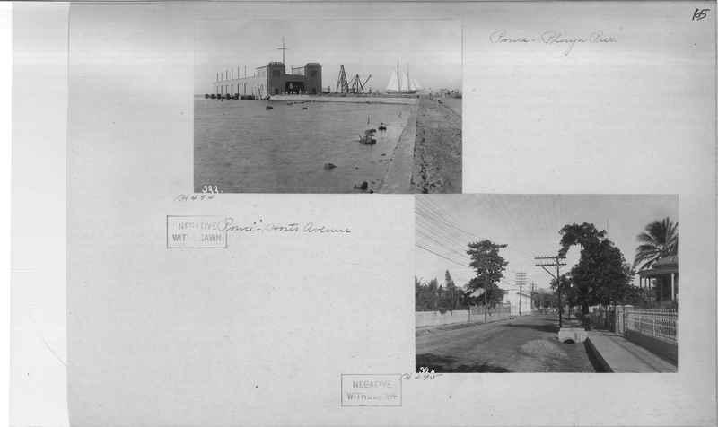 Mission Photograph Album - Puerto Rico #1 page 0165