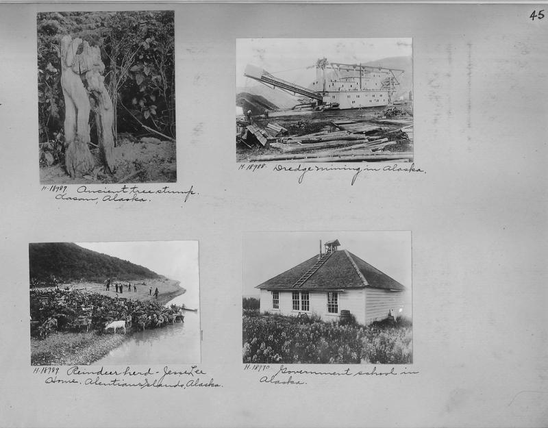 Mission Photograph Album - Alaska #1 page 0045