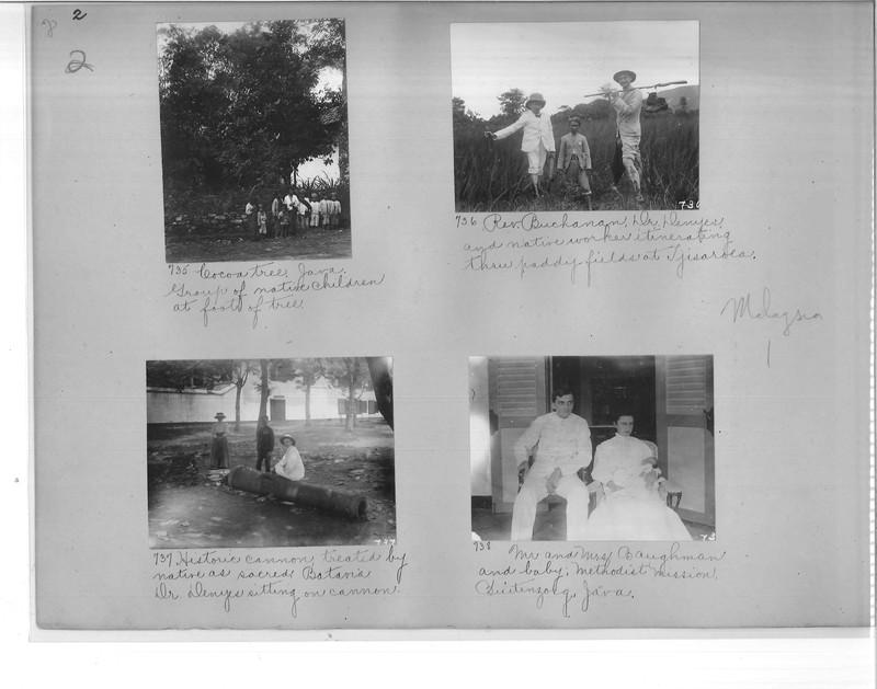 Mission Photograph Album - Malaysia #1 page 0002