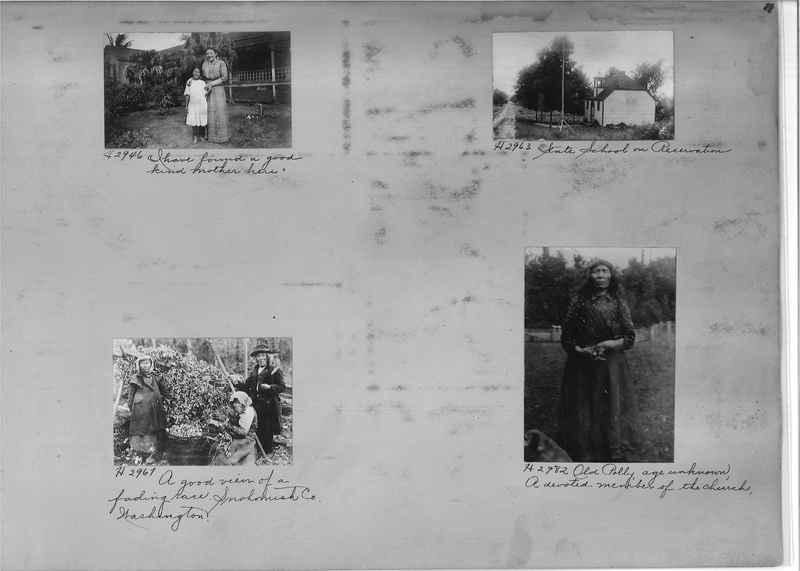 Mission Photograph Albums - Indians #1 page 0011
