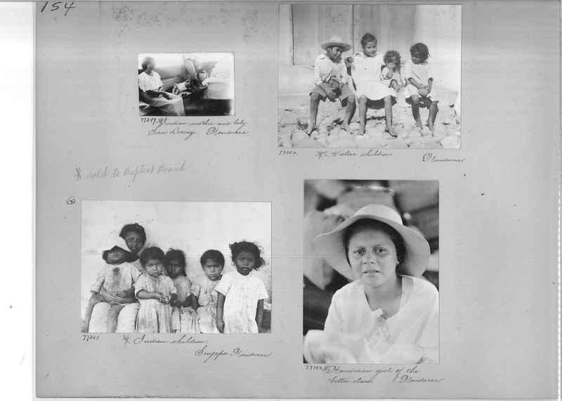Mission Photograph Album - Panama #03 page 0154