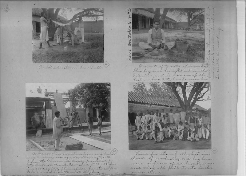 Mission Photograph Album - India - O.P. #02 Page 0118